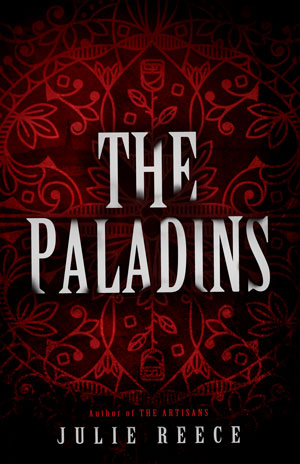 Book cover: The Paladins